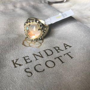Kendra Scott Schuyler Dichroic Glass Ring